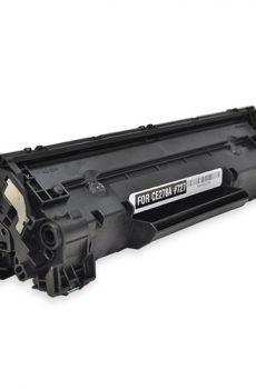 ΣΥΜΒΑΤΟ TONER HP CΕ278A BLACK άριστης ποιότητας δοχείο γραφίτη για εξαιρετικής ποιότητας αντίγραφα και εκτυπώσεις.