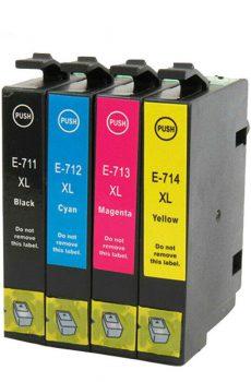 Συμβατό μελανοδοχείο EPSON compatible cartridge T0714 T0894 YELLOW