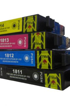 Συμβατό μελανοδοχείο EPSON compatible cartridge T1814 YELLOW