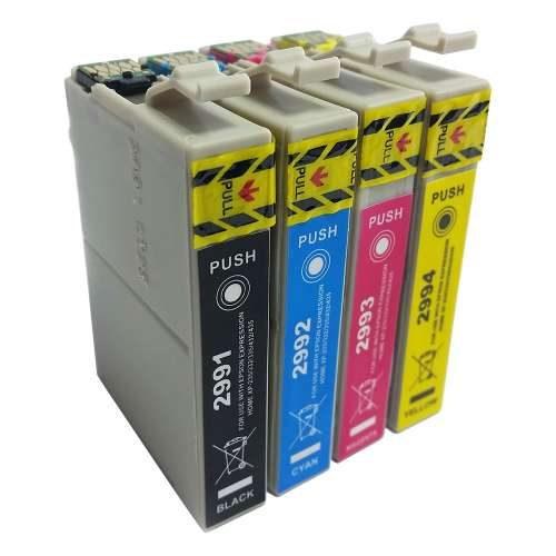 Συμβατό μελανοδοχείο EPSON compatible cartridge T2994 YELLOW