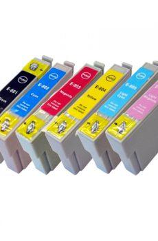 Συμβατό μελανοδοχείο EPSON compatible cartridge T0803 MAGENTA