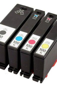 Συμβατό μελανοδοχείο LEXMARK compatible cartridge 100XL YELLOW
