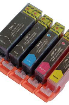 Συμβατό μελανοδοχείο CANON compatible cartridge PGI-520 BLACK