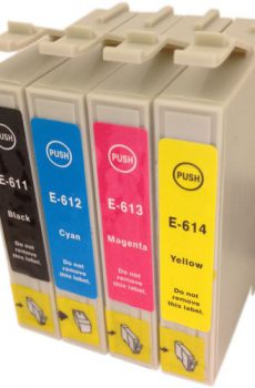 Συμβατό μελανοδοχείο EPSON compatible cartridge T061440 YELLOW