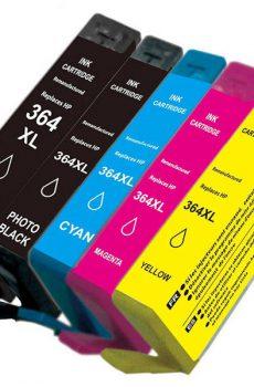 Συμβατό μελανοδοχείο HP compatible cartridge 364 XL YELLOW