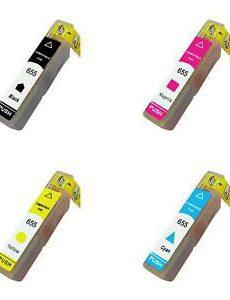 Συμβατό μελανοδοχείο HP compatible cartridge 655XL YELLOW
