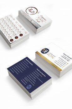 ΕΠΑΓΓΕΛΜΑΤΙΚΕΣ ΚΑΡΤΕΣ - businesscard
